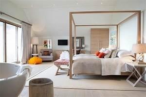 1001 idees pour une chambre scandinave stylee With tapis chambre bébé avec canape geant du meuble