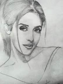 Pencil Sketches of Celebrities