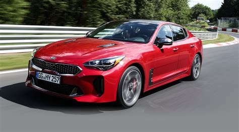 2018 Kia Stinger Review Caradvice