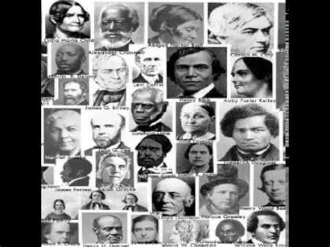 abolitionists william lloyd garrison frederick