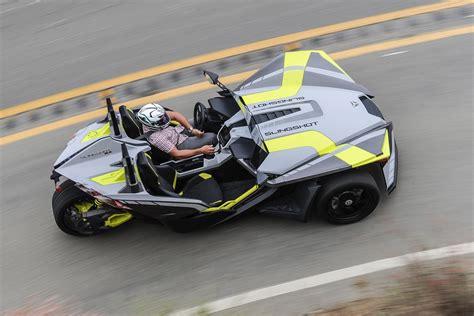 2015-2018 Polaris Slingshot Recall Due To Seat Problems