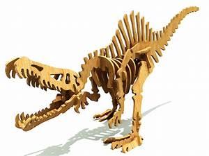 Spinosaurus Dinosaur - Dinosaurs MakeCNC com