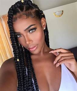 2018 Braided Hairstyle Ideas for Black Women – The Style ...