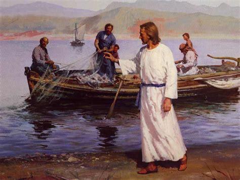 John 14:15 esv / 4 helpful votes helpful not helpful Jesus calls his first disciples into service (Matthew 4:18 - 4:22) - Bible Blender