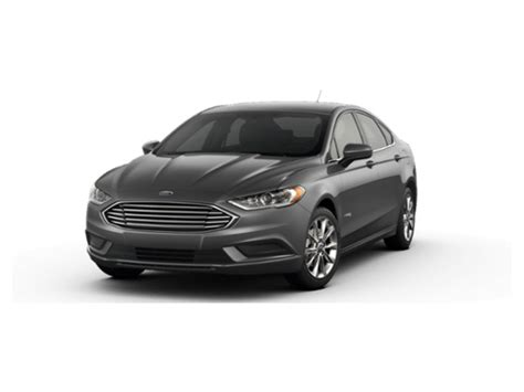 2017 Ford Fusion Hybrid S $299/Mo   Inside Car Guys
