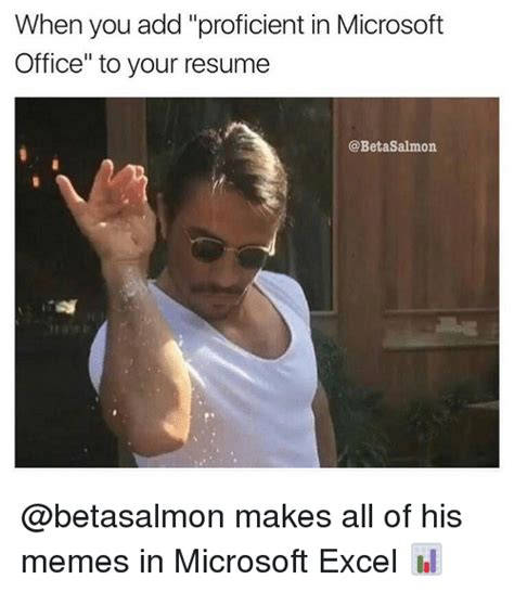 Exle Of Meme 25 Best Memes About Microsoft Office And Microsoft Excel