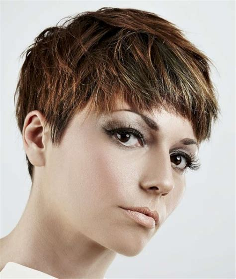 short hairstyles  page    fashion  women