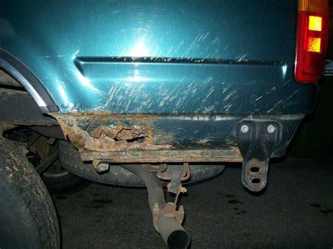 rust repair 4runner toyota grinding por15 side worst cutting planning rear