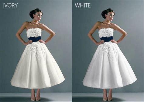 white  ivory ugh decisions weddingbee