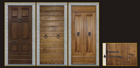 porte in legno da esterno portoni in legno per esterno galleria di immagini