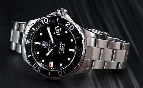 Tag Heuer Aquaracer Way111a.ba0928 Watch Review