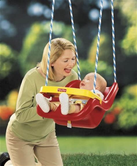fisher price outdoor swing fisher price infant to toddler swing buy in uae