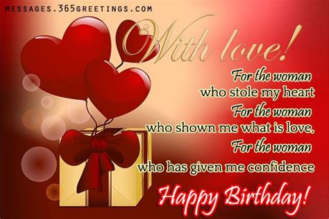 birthday messages  wife birthday wishes endless love