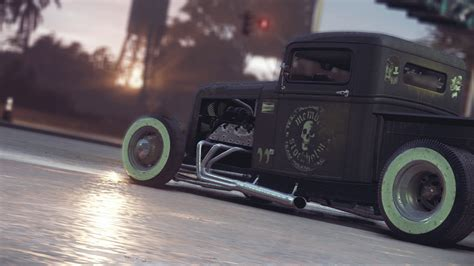 speed ford hot rod rat rod car photography