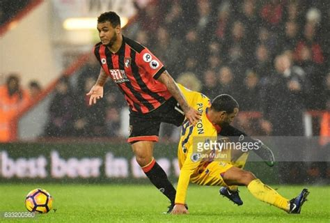 AFC Bournemouth 0-2 Crystal Palace: Cherries' player ...