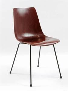 Galerie Alexandre Guillemain Artefact Design Pierre Paulin Cm131 Chair Produced By Thonet