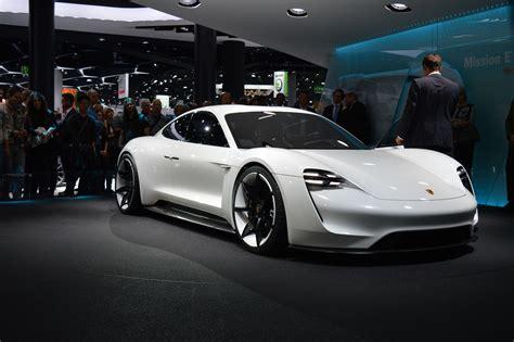 Mission E by The Mission E Concept By Porsche Webloganycar