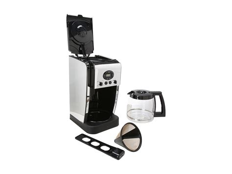 Coffee maker, kitchen utensil user manuals, operating guides & specifications. Cuisinart Brew Central 14 Cup Programmable Coffee Maker | Shipped Free at Zappos