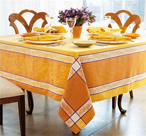 French Style Decor  Provencal Tablecloths Www