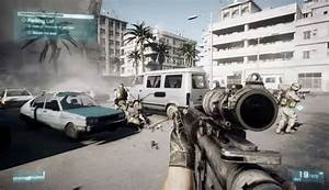 Battlefield 3 Gets Stunning Gameplay Video