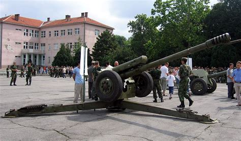 122 Mm Howitzer 2a18 (d30) Wikipedia
