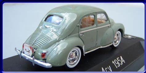 SOLIDO RENAULT 4CV 1954