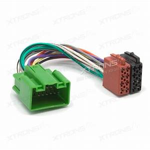 Iso Radio Harness Cable For Ford  Land Rover Wiring