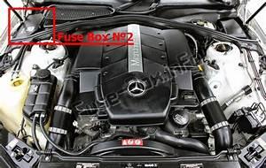 Fuse Box Diagram  U0026gt  Mercedes S