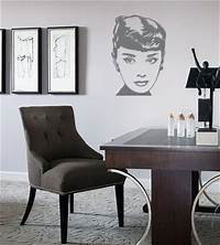 great audrey hepburn wall decals Famous Faces Audrey Hepburn