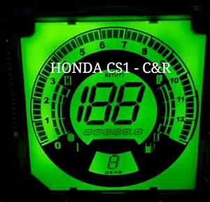 Jual Digital Speedometer Honda Cs1 Original Custom    Modif