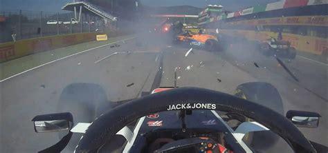 Il video l' incidente di dupasquier ha sconvolto tutti coloro che hanno assistito alle qualifiche di moto3 , un impatto terribile. Incidente choc Giovinazzi: video Mugello F1/ Maxi scontro con Magnussen Latifi Sainz
