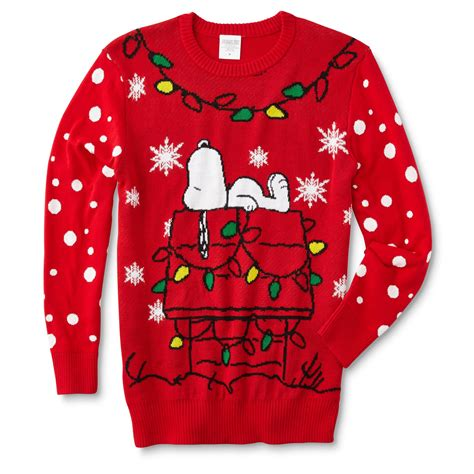 snoopy sweater peanuts by schulz snoopy 39 s sweater