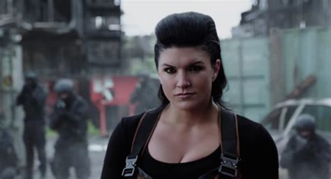 actress of deadpool movie hollywood north deadpool s gina carano returns to