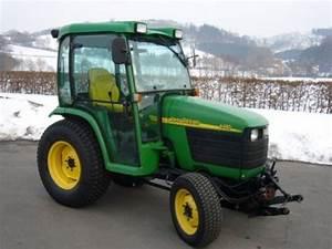 John Deere 4410 Tractor