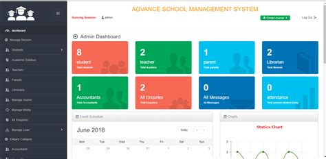 School Information System Thesis by Advance School Management System Using Php Bootstrap