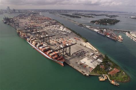 Port Of Miami Security by Stories Archives Center For Homeland Defense And Security