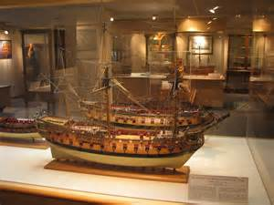 Rogers Ship Model Collection, U.S. Naval Academy Museum, A ...