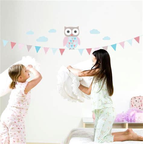 Babyzimmer Aufkleber Eule  Wandtattoos Babyshop