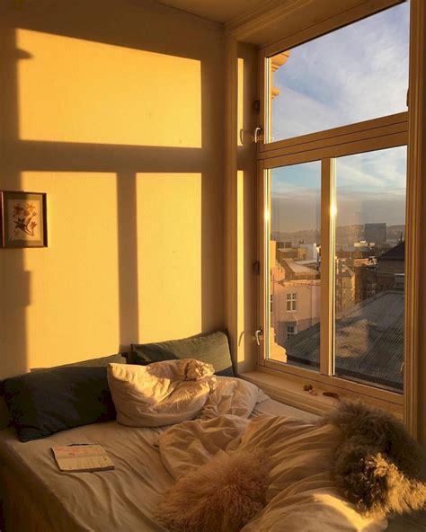 incredible yellow aesthetic bedroom decorating ideas