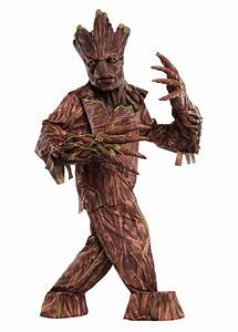 Guardians of the Galaxy Groot Creature Reacher Men Costume ...