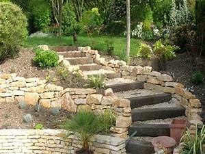 paysagiste mugnier paysagiste jura bourgogne franche With jardin en pente que faire 12 amenagements exterieurs services de construction
