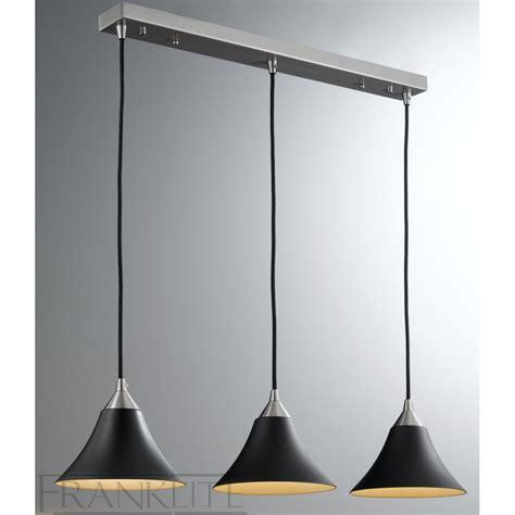 franklite fl2290 3 923 black glass single pendant light