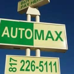 automax arlington texas automax car sales car dealers 200 n collins st