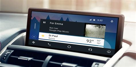 Lexus Android Auto 2020 by Android Auto Coming To Lexus Vehicles This Year Lexus