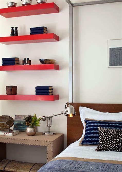 Bedroom Shelf Ideas by 17 Best Ideas About Floating Wall Shelves On