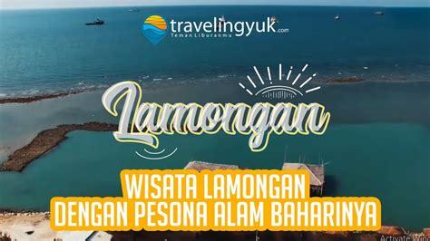 menggambar wisata lamongan tempat wisata indonesia