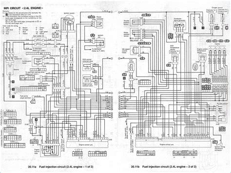mitsubishi triton wiring diagram bestharleylinks info