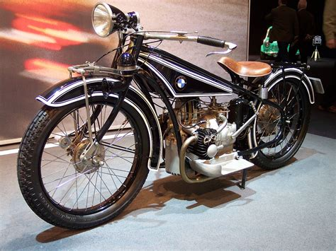 Bmw Motorcycles : History Of Bmw Motorcycles