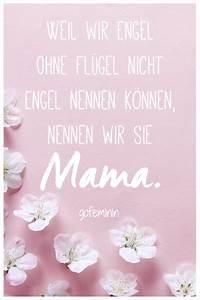 Danke Mama Die Schnsten Sprche Zum Muttertag Zitat