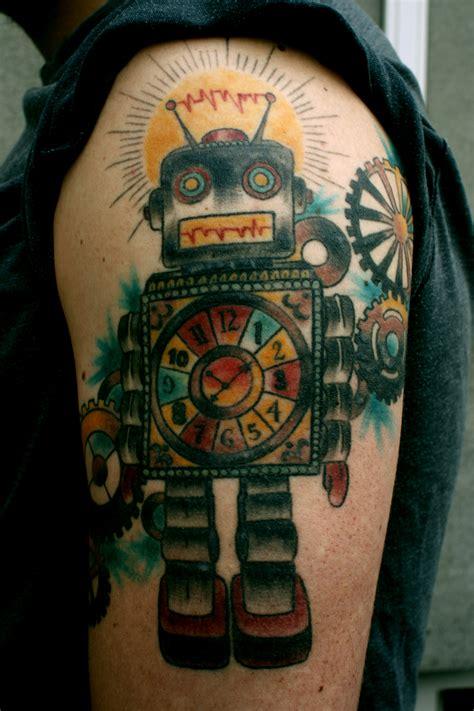 Tattoo Sleeve Men colourful robot arm tattoojpg 2848 x 4272 · jpeg